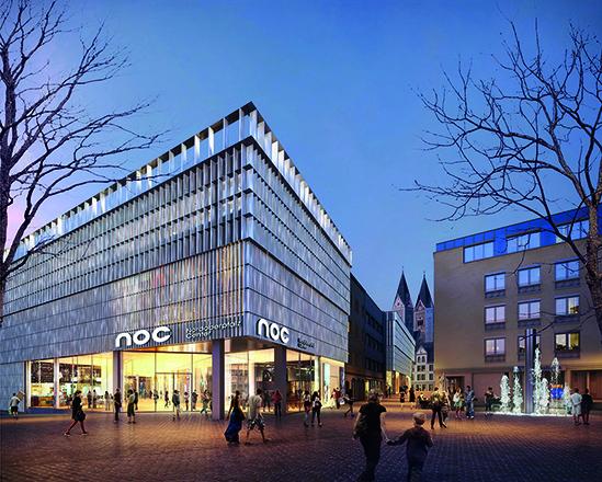 Nordoberpfalz Center, Weiden