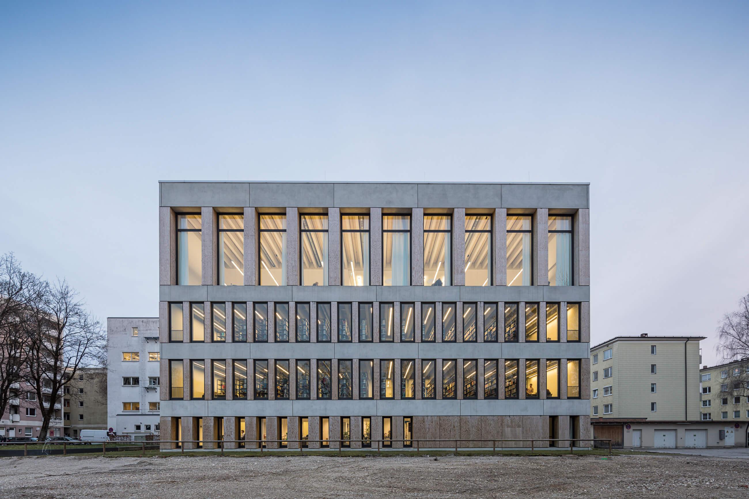 Hochschulbibliothek, München