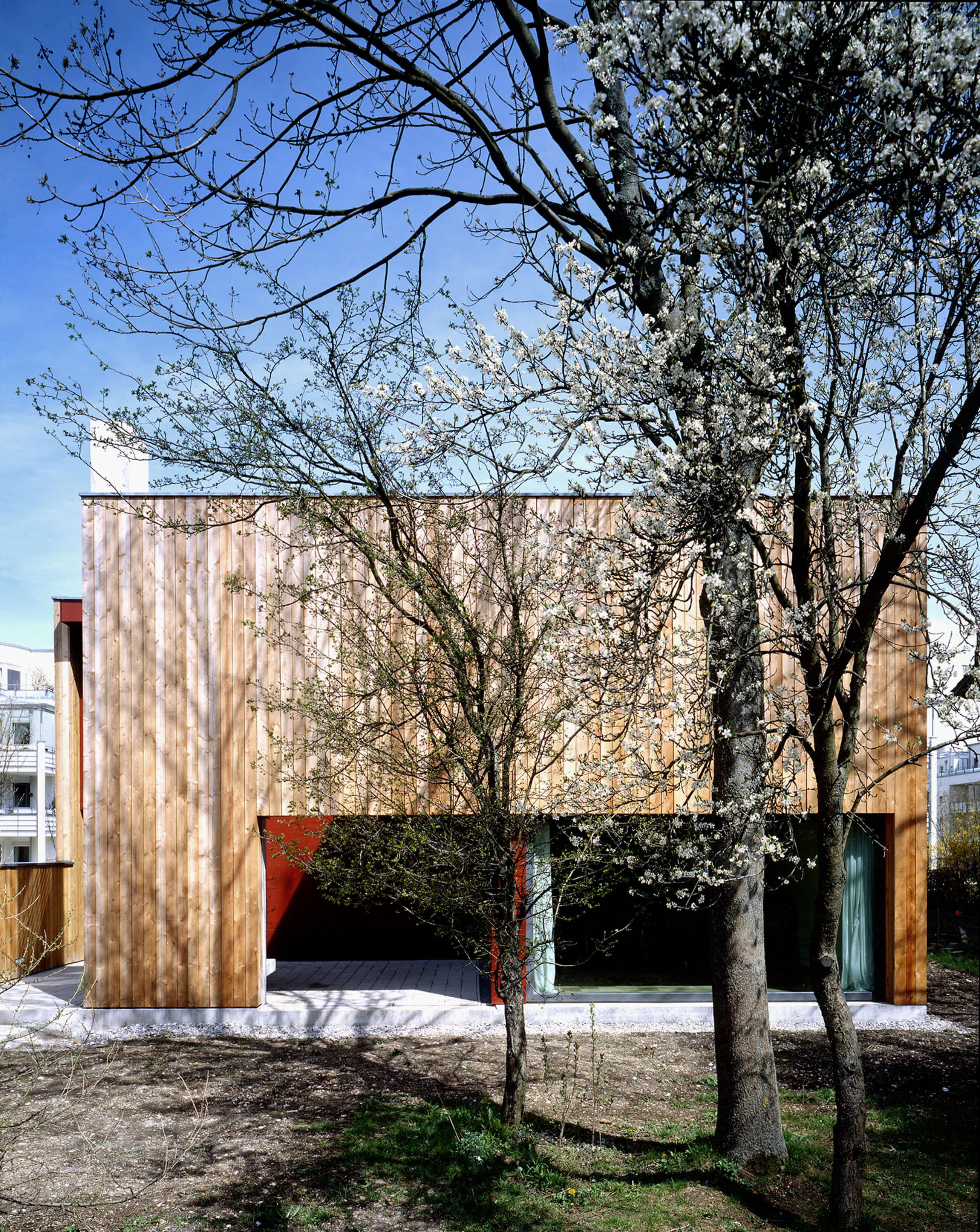 Wohnhaus, München-Feldmoching