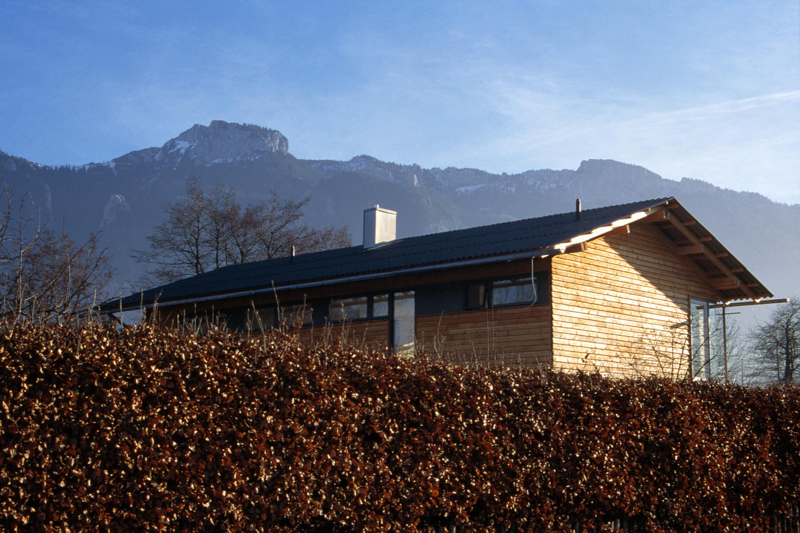 Wohnhaus, Aschau
