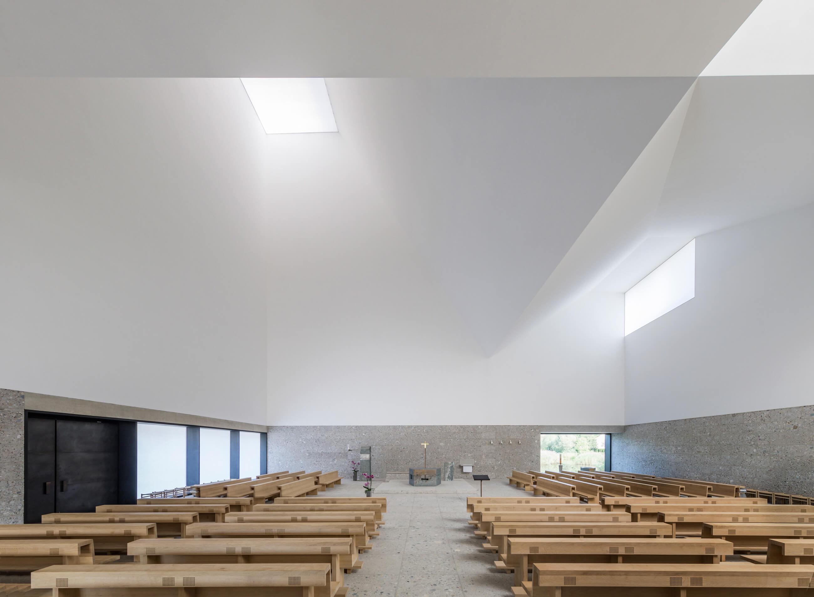 Kirchenzentrum Seliger Pater Rupert Mayer, Poing