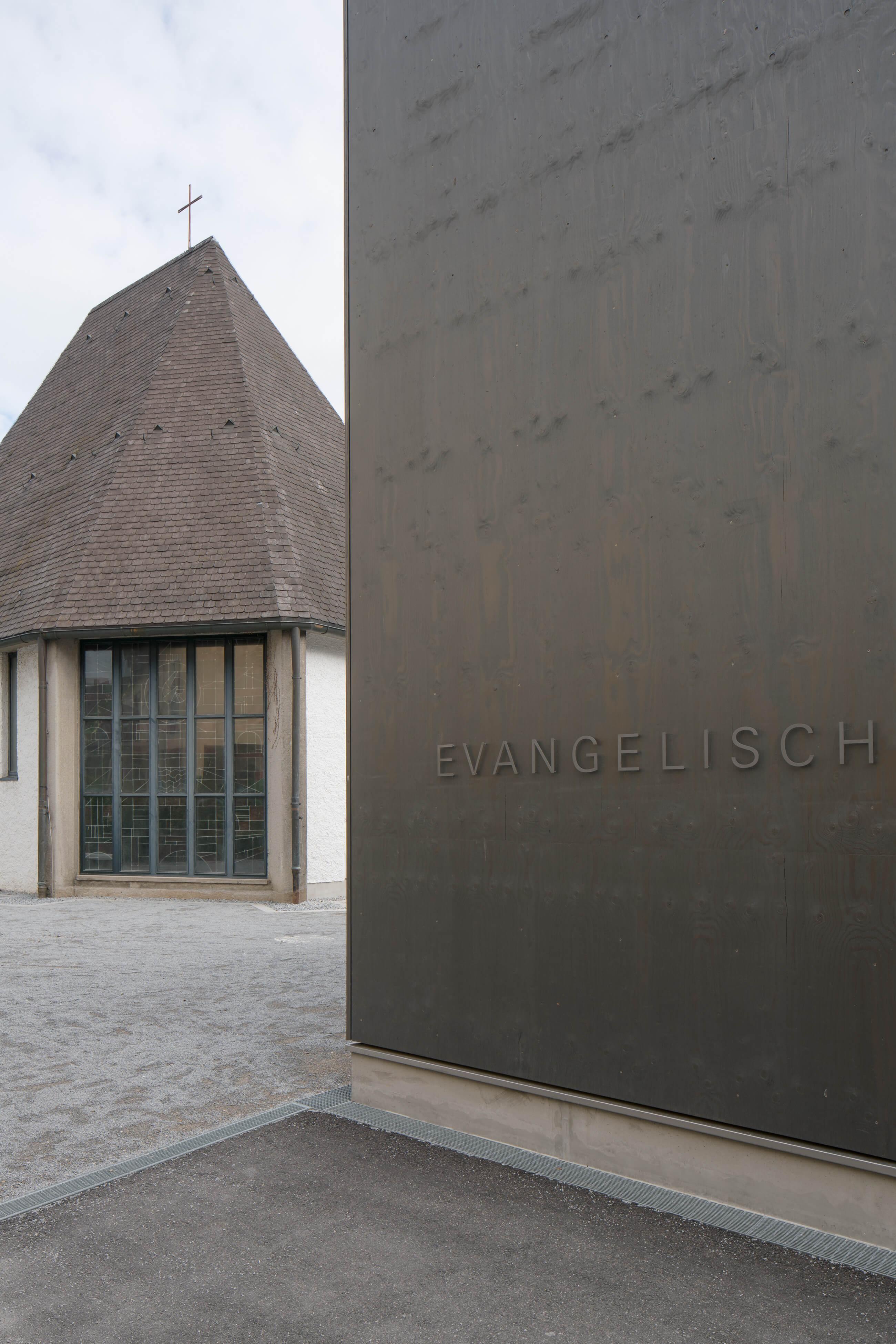 Evangelisches Gemeindezentrum, Markt Schwaben
