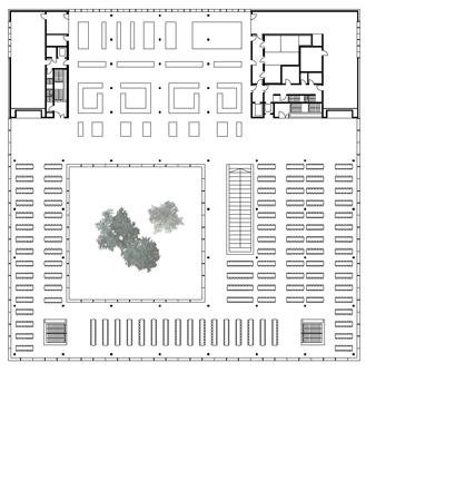 Neubau Mensa, Forschungscampus, Garching