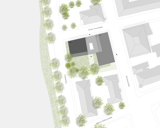 Wohnbebauung Ernest-Thun-Straße/Schwarzstraße, Salzburg