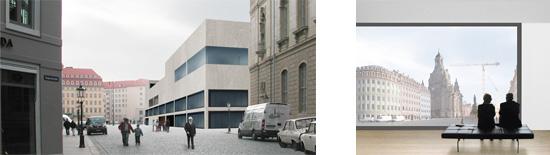 Neubau Gewandhaus Dresden, Quartier 6 - Neumarkt, Dresden