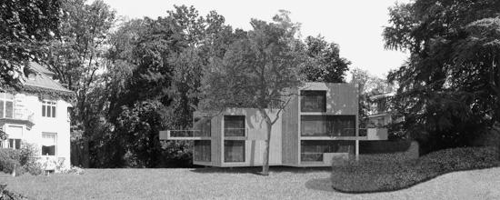 Wohnbebauung Villa Remy, Konstanz
