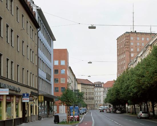 Fassadenwettbewerb Stadtwerke München