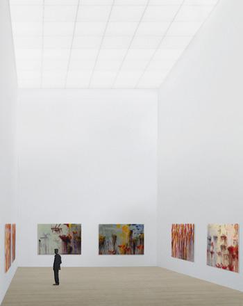 Museum Sammlung Brandhorst, München
